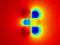 Comsol-3L3Selectric potential2